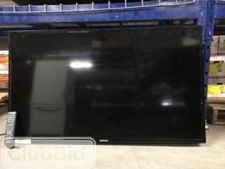 "Samsung 46"" LCD Television c/w Remote"
