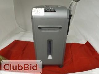 Fellowes Stand Up Paper Shredder