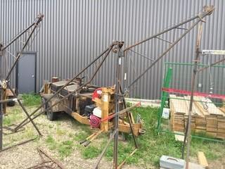 LH 400 Ladder Hoist. SN LH40-0913