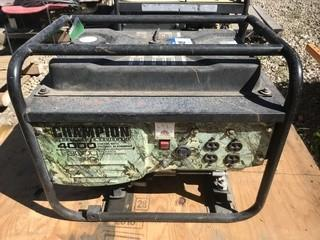 Champion Generator. SN 15JUL0100365