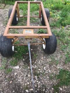 4-Wheel Cart