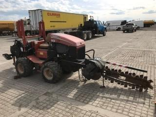 2008 Ditch Witch 420SX Trencher. Showing 258 Hours. S/N CMW420SXTB0000291.