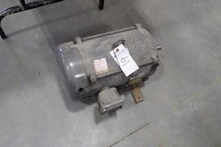 Baldor 3hp Electric Motor.