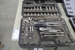 PT Performance Socket and Combination Wrench Set.