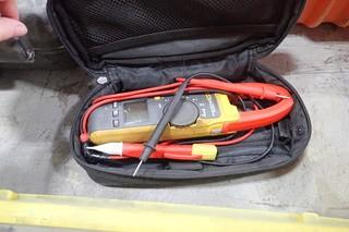 Fluke 374 True RMS Clamp Tester.
