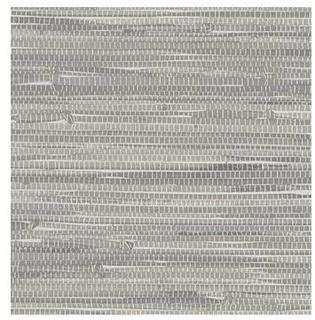"""(3)18' x 20.5"""" Tibetan Grasscloth Wallpaper Roll"""