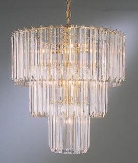 Grisella Light Crystal Chandelier