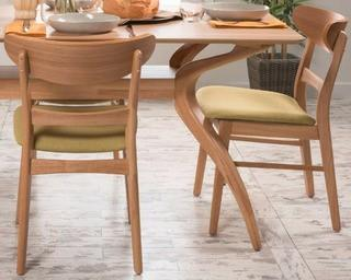 Carla Dining Chair (Set Of 2) Green