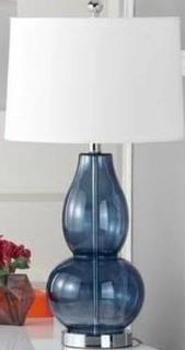 "(1) O'Kean 28"" Table Lamp w/ Extra Shade"