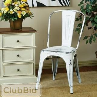 Trent Austin Design Fineview Side Chair - Set of 2 - White(TRNT2584_23282538)