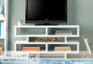 Zipcode Design Zoel 47 TV Stand  - Cappucinno(ZPCD3513_23514119)