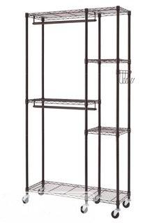 Trinity Mobile 41 Garment Rack - Bronze (TTY1185_20172959)