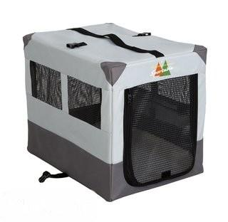 "Midwest Homes For Pets Canine Camper Sportable Tent Pet Crate 40"" x 26' x 32""- Large (MDW1431_7424908)"