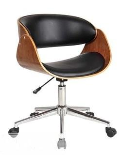 Langley Street Hailey Desk Chair - Black(LGLY6029_24093115)