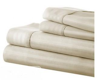 IEnjoy Home Becky Cameron Sheet Set  -Beige - Queen(IENJ11321541982415426686)
