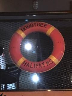 Bobby Gee Life Preserver.