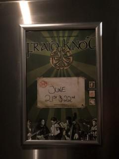 """Aluminum Poster Frame 12"""" x 18""""."""