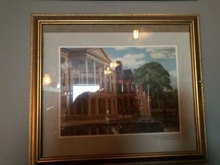 """Charlottetown Framed Print 15"""" x 13""""."""