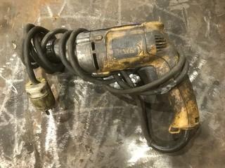 Dewalt 120V Drill