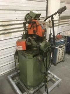 Dutch Saws CPO 350PK/HT Electric Cut Off Saw. SN 38049967