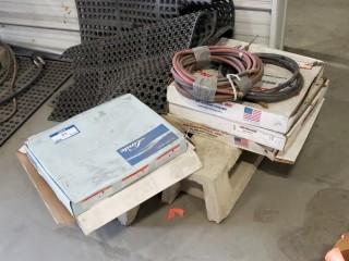 Qty Of Welding Supplies