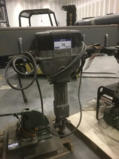 Makita Electric Jack Hammer *Note: May Require Repair*